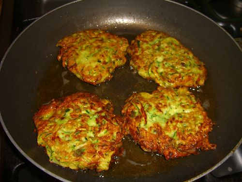 Zucchini Fritters | Recipe Ideas | Pinterest