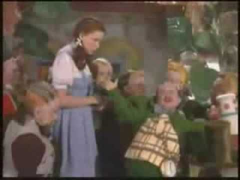 wizard of oz musical wicked witch is dead