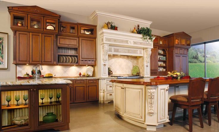 red and gold kitchen ideas
