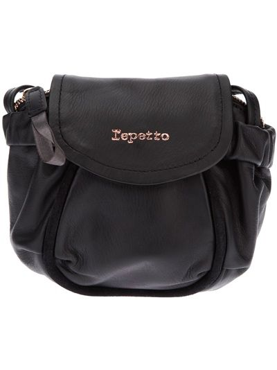 REPETTO - Manege slouchy shoulder bag 7