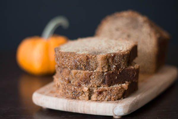 pumpkin quick bread | Bread, biscuits and rolls | Pinterest