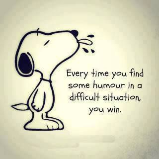 Every time you find some humor in a difficult situation, you win. #wisdom #quote Peanut, Life, Inspiration, Quotes, Wi...