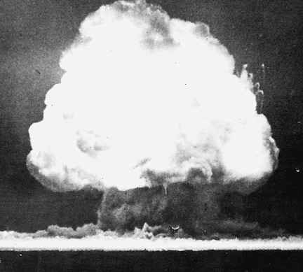 Trinity test july 16 1945 los alamos nm pinterest