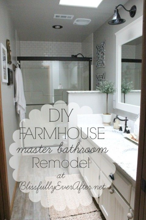 Farmhouse Bathroom Design Ideas Magnificent Decorating Inspiration