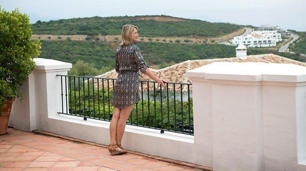 Finca Cortesin Hotel Golf and Spa in Malaga, Spain