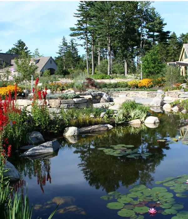 Coastal Maine Botanical Gardens Maine The Way Life Should Be