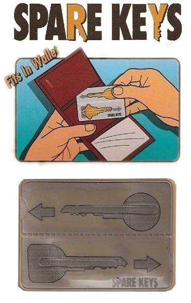 credit card keys