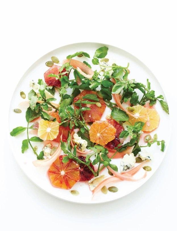 Citrus & Watercress Salad | Food Glorious Food | Pinterest
