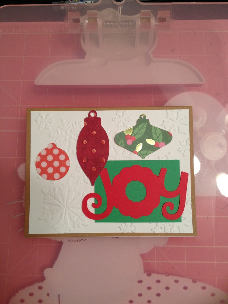 Christmas Card | Card Making | Pinterest: pinterest.com/pin/234609461809996709