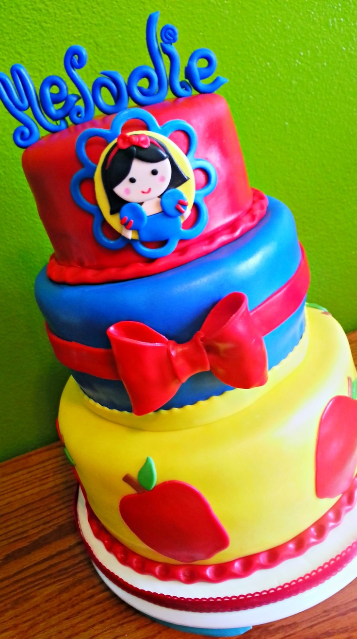 DIY Disney Character Cake Set by CupcakeCreationsSa on ...