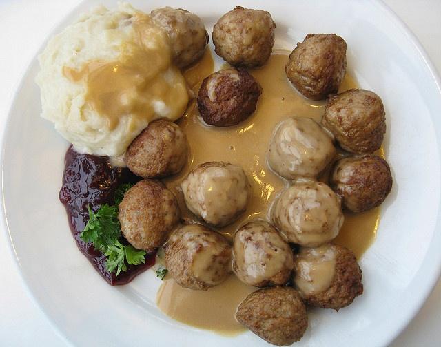 IKEA Swedish Meatballs   Ummm! Sweet&Savory   Pinterest