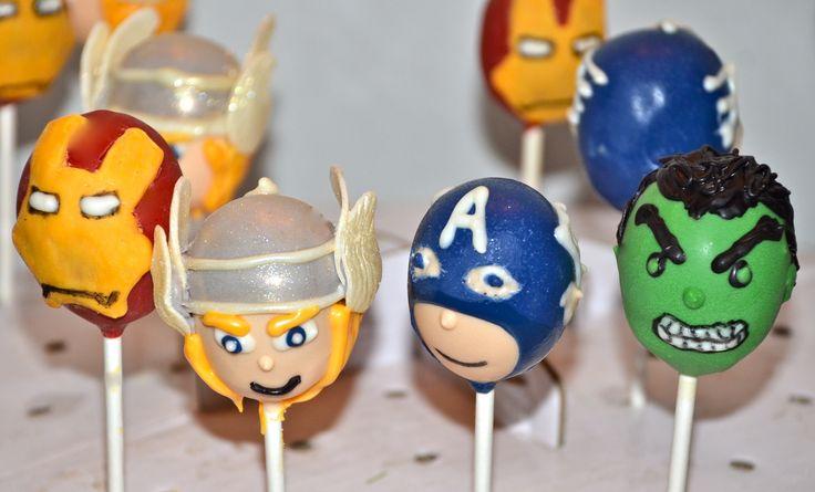 iron man cake pops wwwimgkidcom the image kid has it