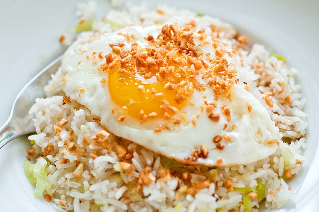 Ginger fried rice | Savory - Miscellanea | Pinterest