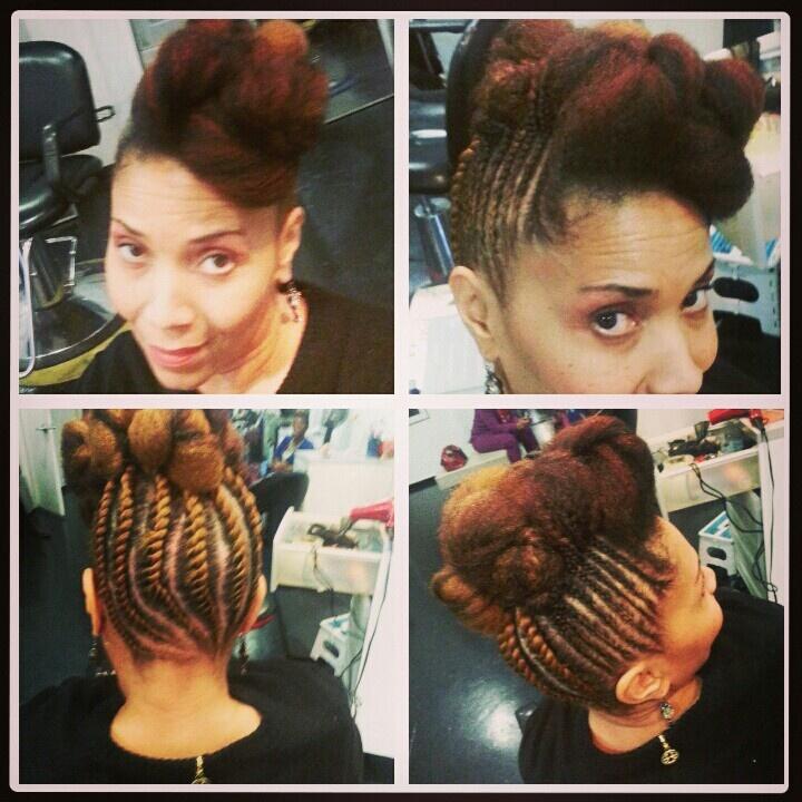Hair Salon For Natural Hair : Pin by natural hair on Natural hair Pinterest