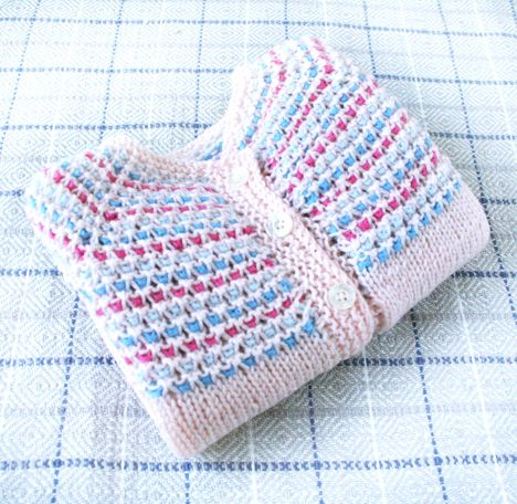 Pickles free knitting pattern