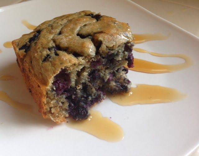 Easy Blueberry Pancake Squares | Food - Breakfast | Pinterest