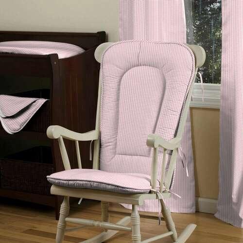 Rocking Chair Cushion  Kyries Nursery Ideas  Pinterest