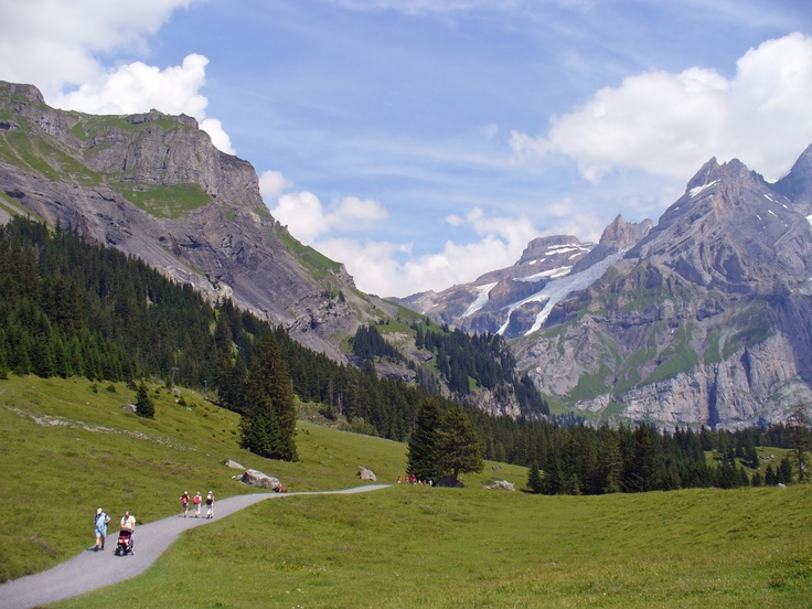 Kandersteg Switzerland  city photos gallery : Kandersteg, Switzerland | Great Hikes | Pinterest