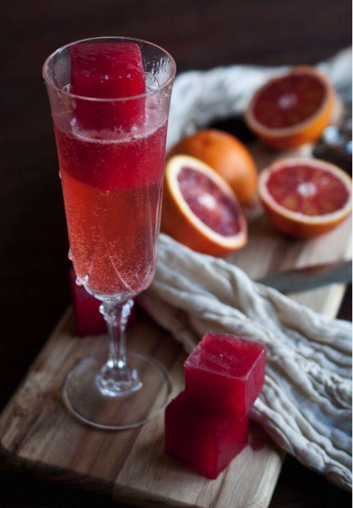 Yum Alert: Blood Orange Mimosas | Great recipes & places to eat | Pin ...