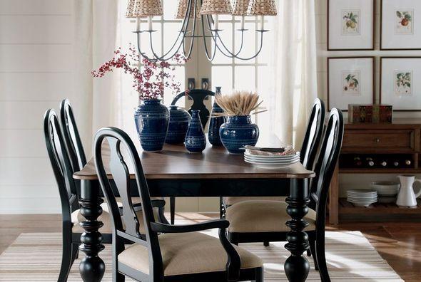 ethan allen vintage dining room interior designer ethan allan la