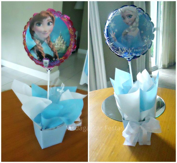Nossa festa Frozen