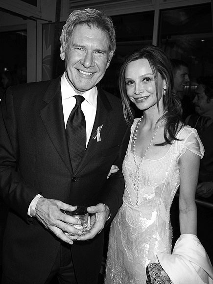 Harrison Ford And Calista Flockhart Get Married