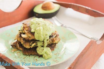Zucchini Pancakes | Everyday Paleo Eats I cook | Pinterest