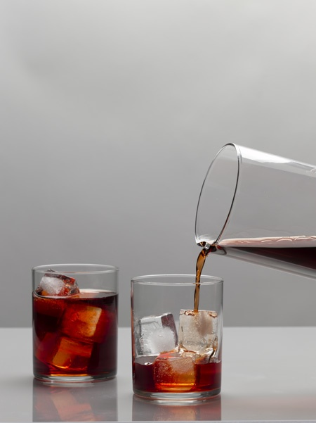 Discovering Gin: Negroni. pour 1/3 jigger each of dry gin, Campari ...