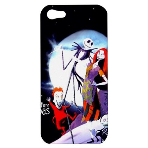 Jack Skelington Nightmare Before Christmas iPhone 5 Case Cover