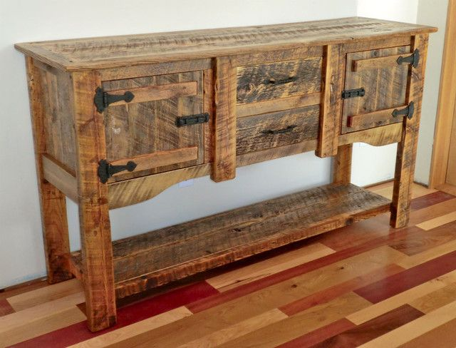 Rustic | Wood project ideas | Pinterest