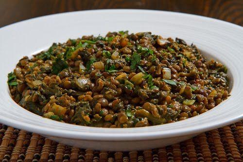 Palak Dal | Recipe