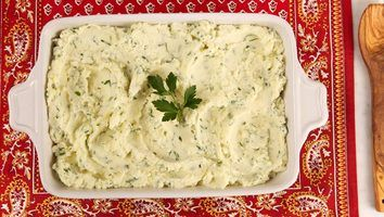 Pin by Beth Ellison on Potatoes : Mashed   Pinterest