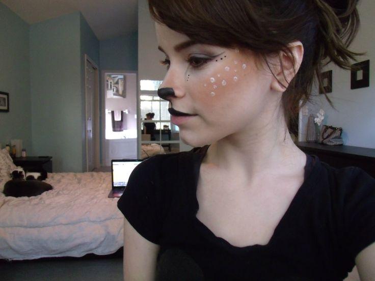 fawn makeup tutorial!! : LARP : Pinterest