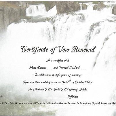 Quotes Wedding Vow Renewal QuotesGram