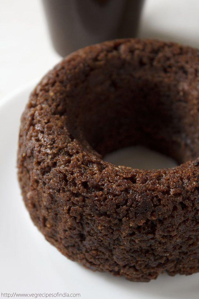 vegan banana chocolate cake: eggless & vegan banana chocolate cake ...
