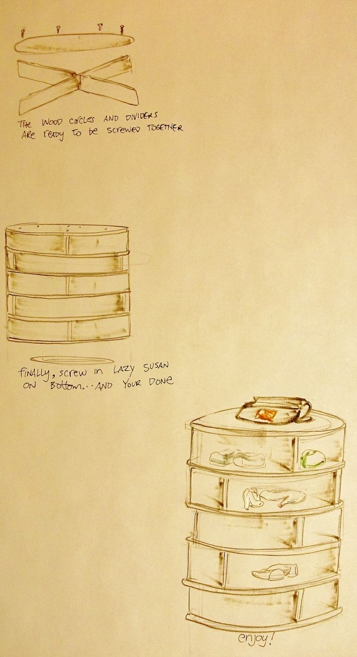 Diy Lazy Susan Shoe Rack Make This Ii Pinterest