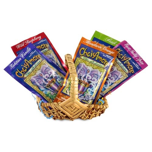 Chai Amore Collection Gift Basket - http://www.englishteastore.com ...