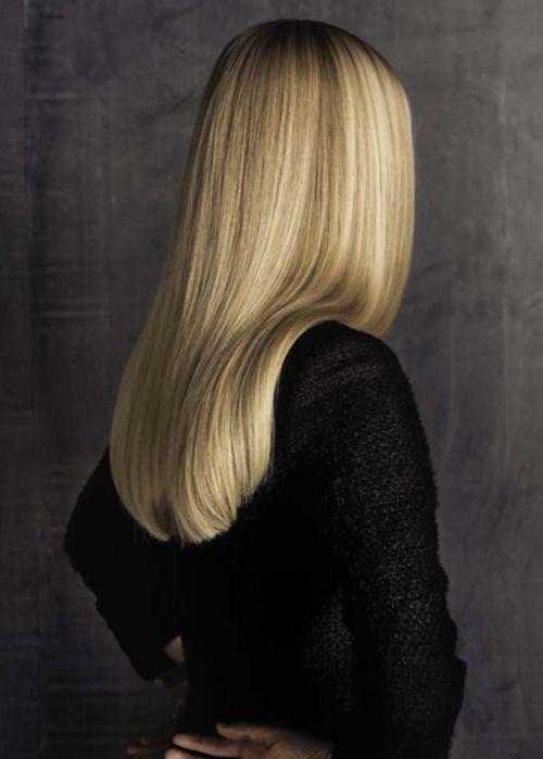 Beautiful Blonde Col