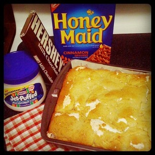 ooey gooey s'mores bars | Desserts and Bars | Pinterest