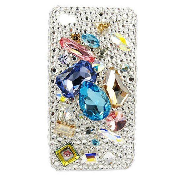 crystal mountain crystal swarovski elements by swarovskiphone, $209.99