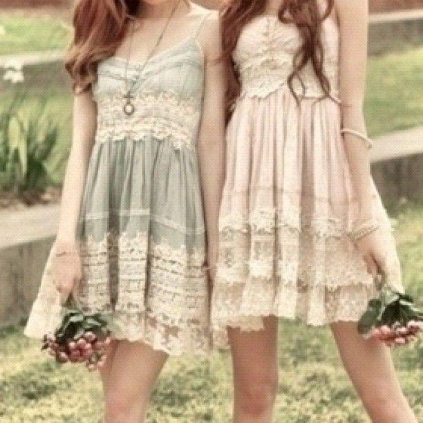 fashion #style #weheartit #tumblr #cute #dress #pink ... | Fashion