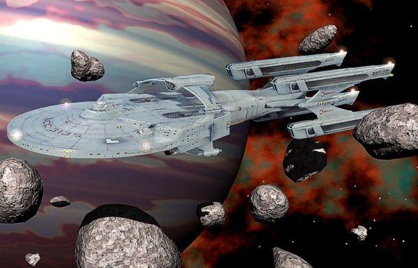 biggest starship | Kitbashed Starships