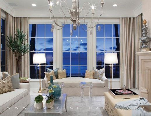 Transitional Living Room Design  Transitional Interior Design  Pint ...