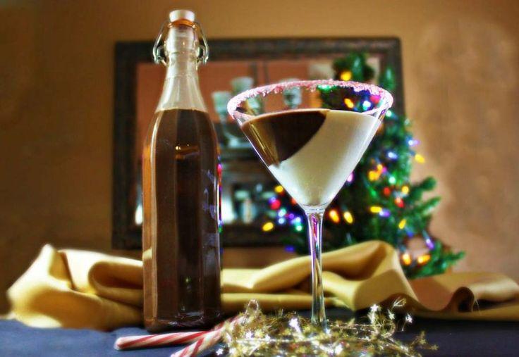 Homemade Chocolate Liqueur | Recipe