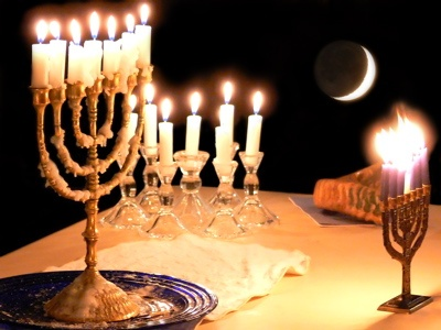 jewish new year info