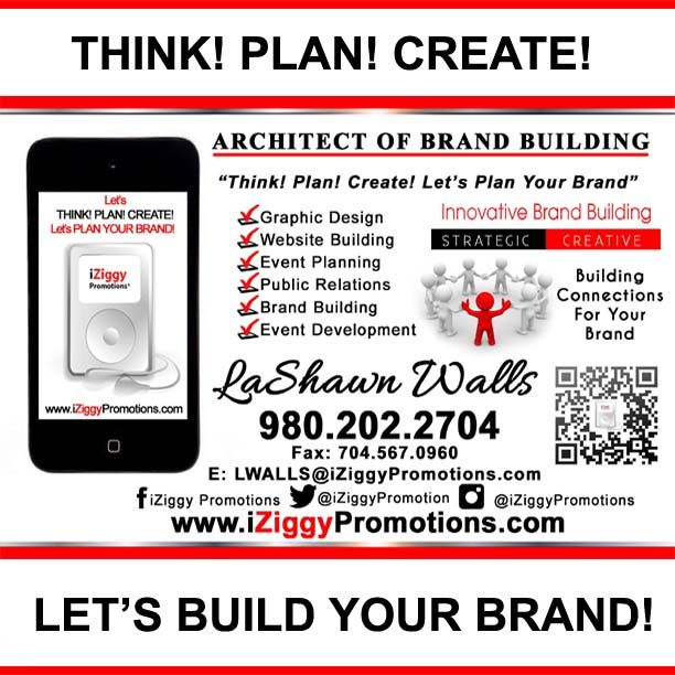 Think! Plan! Create! Let's Plan Your Brand!