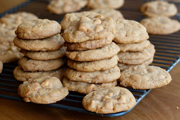 Butterscotch Chip Pudding Cookies | Recipes-Cookie Monster | Pinterest