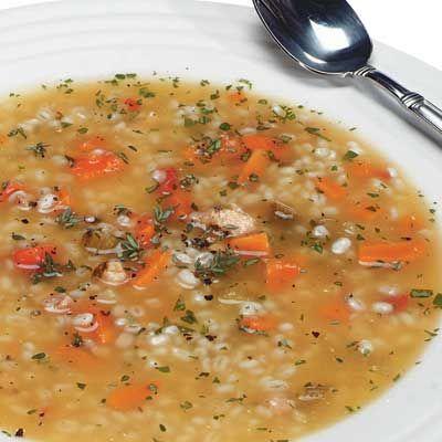 Ten Minute Couscous Soup Recipe — Dishmaps