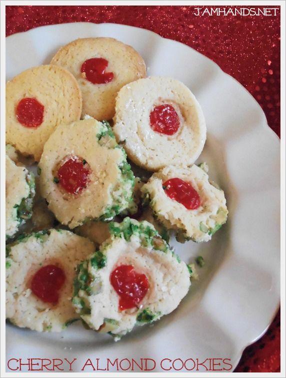 Cherry Jam Cookies Recipes — Dishmaps