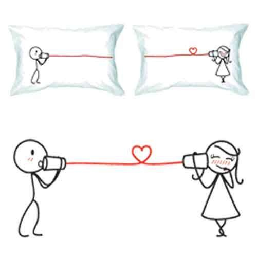 Cool long distance pillow cases Home Decor and Style Pinterest